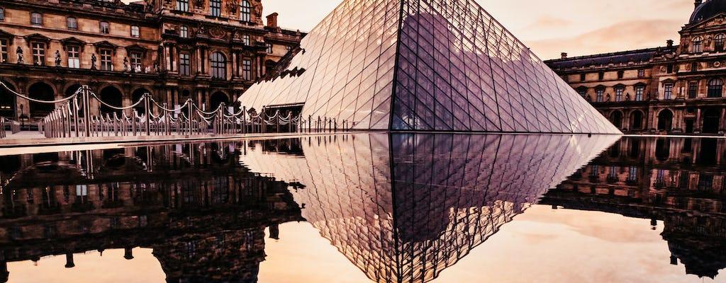 Louvre y The Tuileries: tour de podcast de realeza y revolución