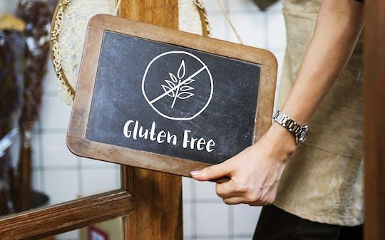 Aula de culinária sem glúten e orgânica para sobremesas