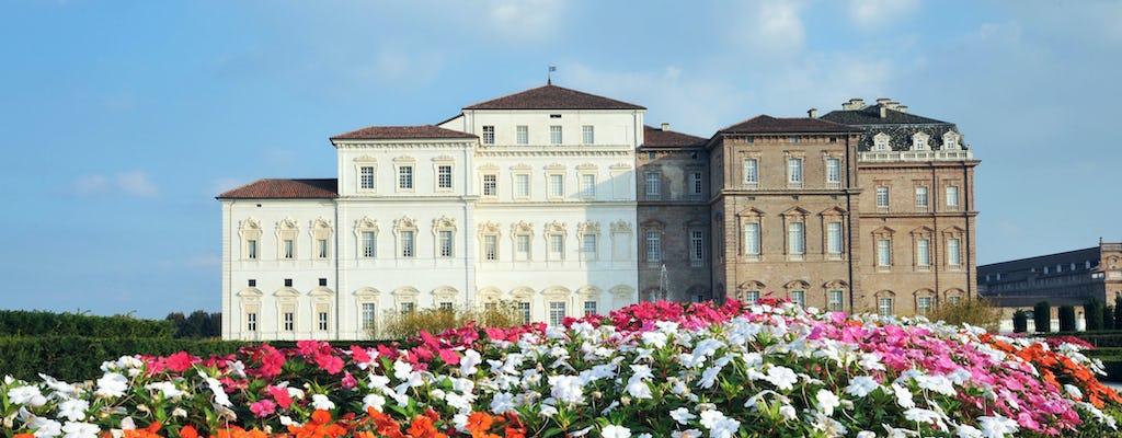 Entradas para el Palacio Real de Venaria, la caballeriza y los jardines
