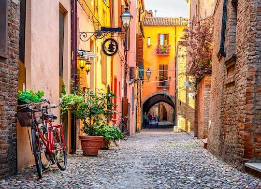 Tour privato di Ferrara da Bologna