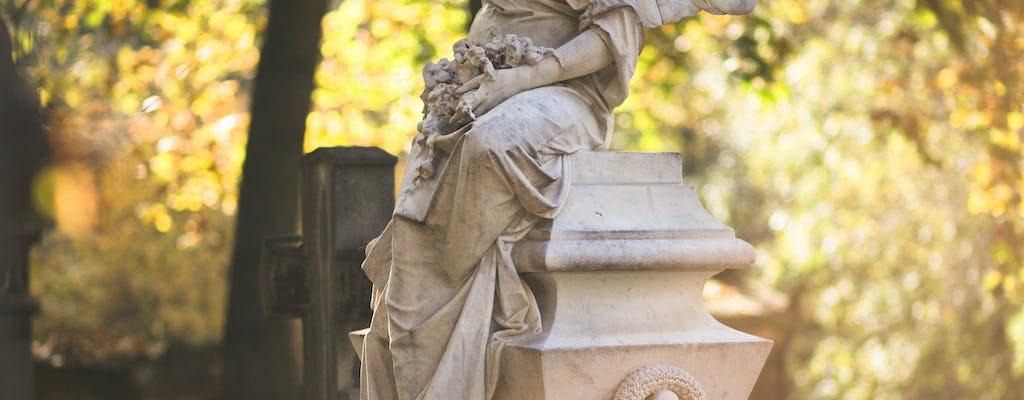 The famous graves of Père Lachaise podcast tour