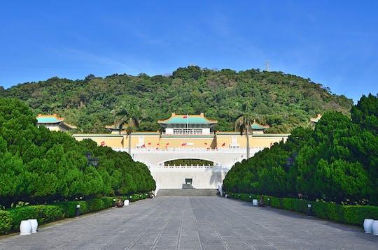 Ticket voor het National Palace Museum