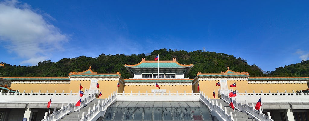 National Palace Museum Ticket und TaipeiEYE Chinese Opera Ticket
