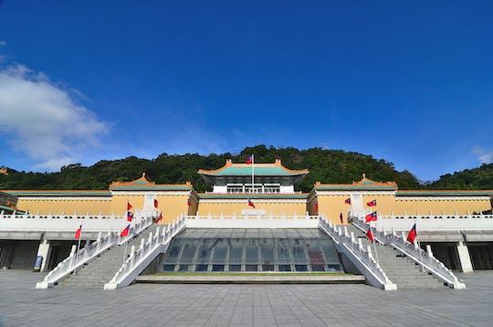 National Palace Museum ticket and TaipeiEYE Chinese opera ticket