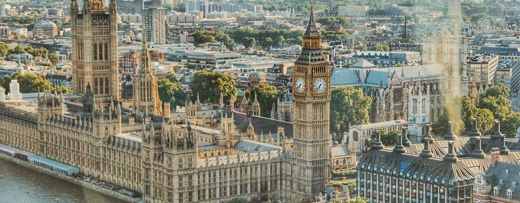 Westminster: tour audio autoguidato di The Heart of London