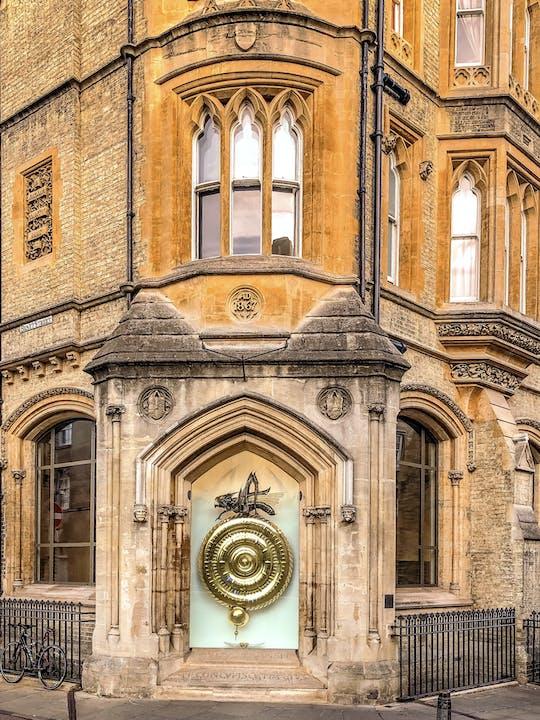 Słynne wynalazki Cambridge i absolwenci podcasty tour