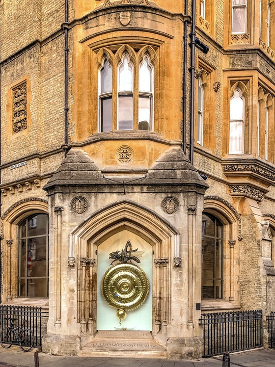 Cambridge's famous inventions and graduates podcast tour