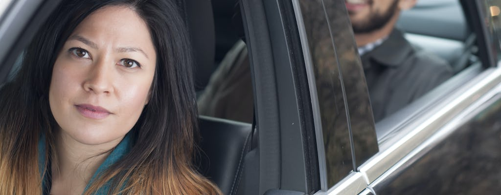 Private transfer from accommodation to Cambridge Airport