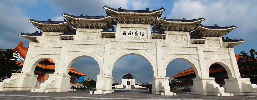 Ni Hao Taipei: exploración cultural y comida caliente