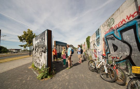 The Berlin Wall bike tour