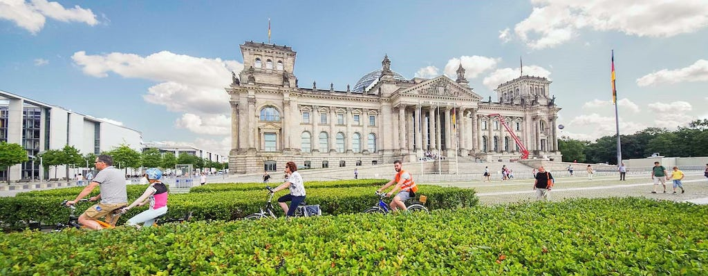 Berlin's highlights bike tour