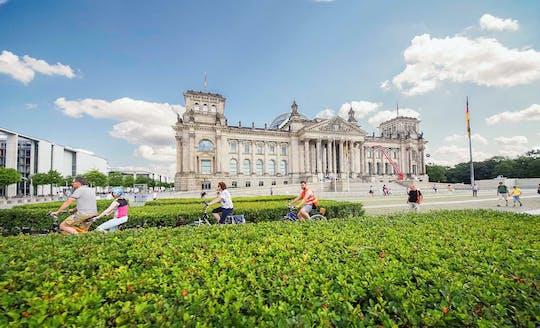 Excursão de bicicleta pelos destaques de Berlim