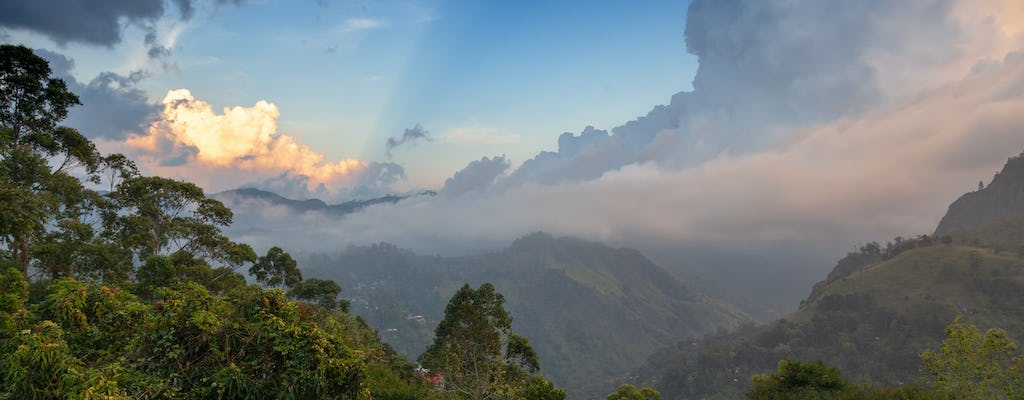 Knuckles Mountain tour from Kandy