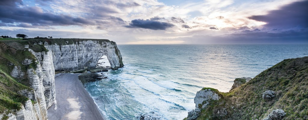 Excursion to Etretat and Le Havre from Paris