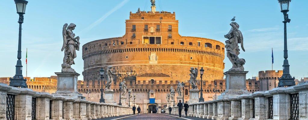 Excursão privada fora dos roteiros mais conhecidos de Roma