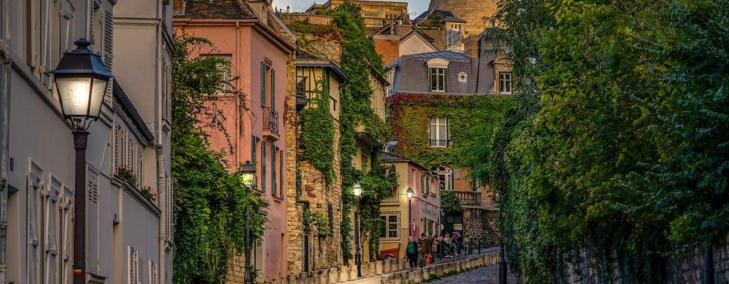 Visite secrète du podcast de Montmartre