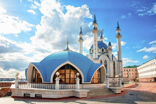 """Chan's Treasures"" Kazan Walking City Tour"