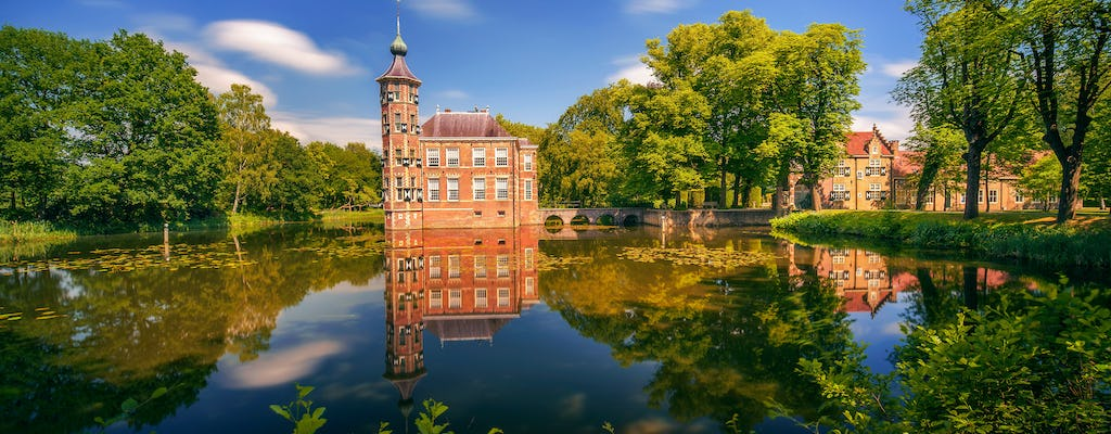 Walk and explore Breda with a self-guided city trail