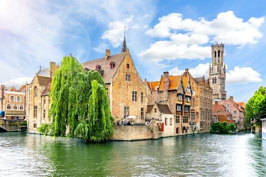 Caminhe e explore Bruges com uma trilha da cidade autoguiada