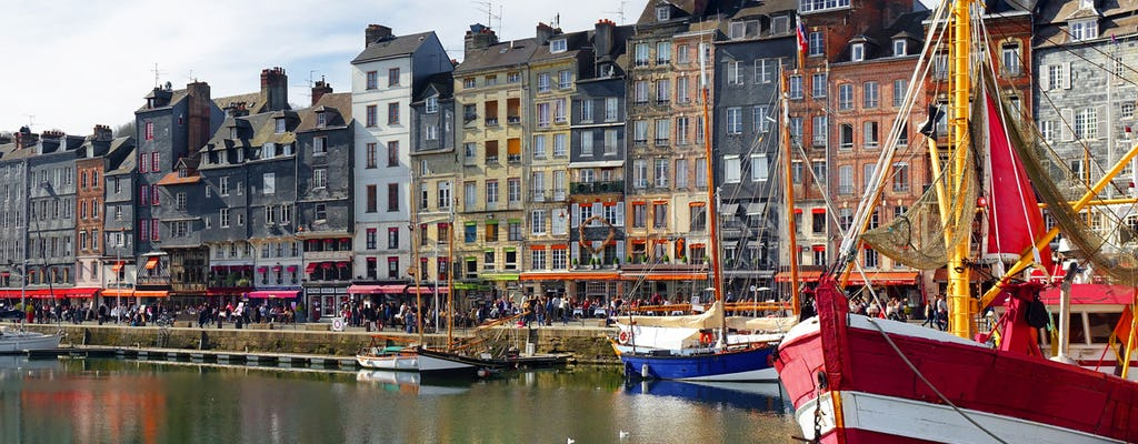 Small Group Excursion to Honfleur and the Cote Fleurie from Paris