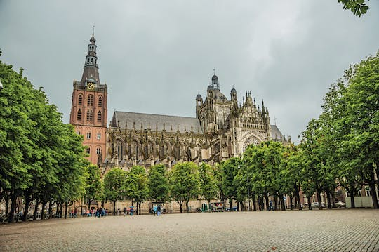 Walk and explore Den Bosch with a self-guided city trail