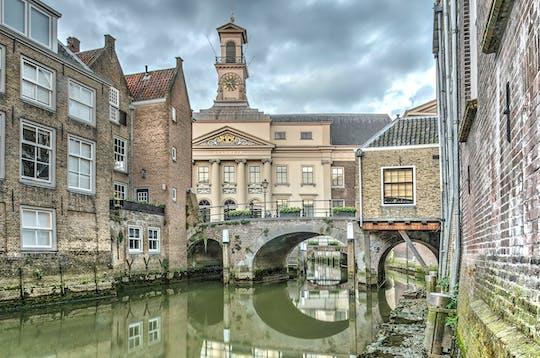 Spaceruj i zwiedzaj Dordrecht z własnym przewodnikiem po mieście
