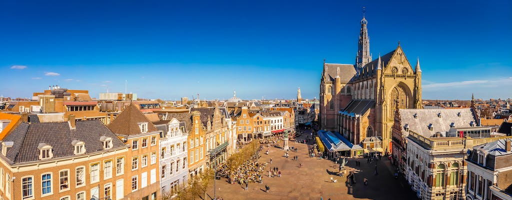Walk and explore Haarlem with a self-guided city trail