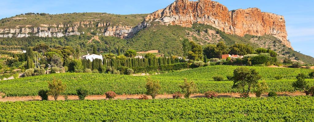 Halbtägige private Weintour durch Bandol und Cassis