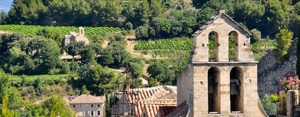 Tour privado pelo vinho das aldeias perto de Avignon