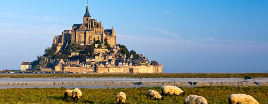 Full-day to Mont Saint-Michel and Honfleur from Paris