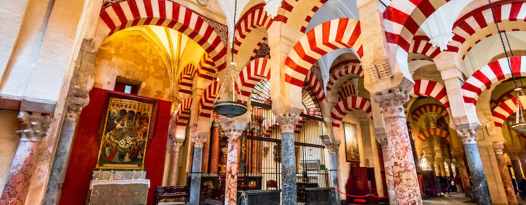 Guided tour of the Jewish Quarter and the Mezquita of Córdoba
