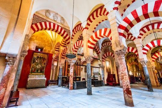 Visita guiada del barrio judío y la mezquita de Córdoba