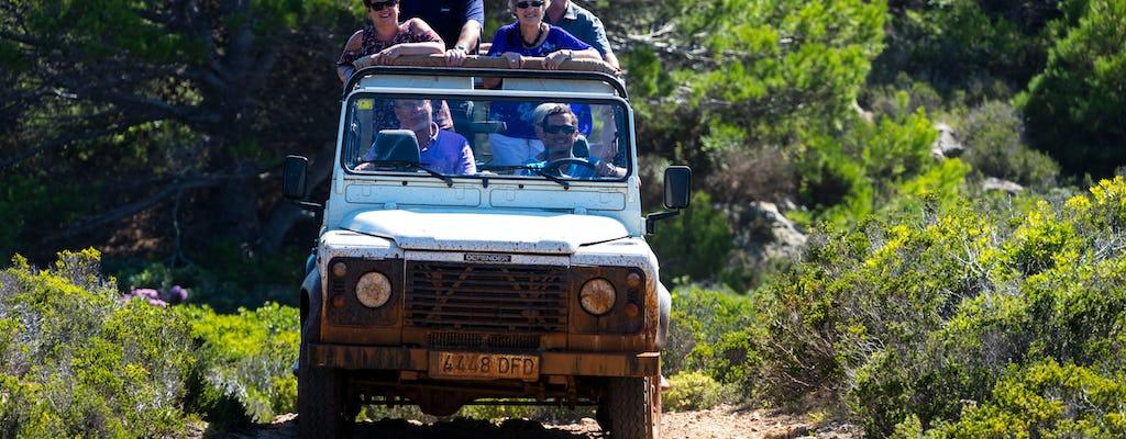 Hidden Menorca Off-Road Safari