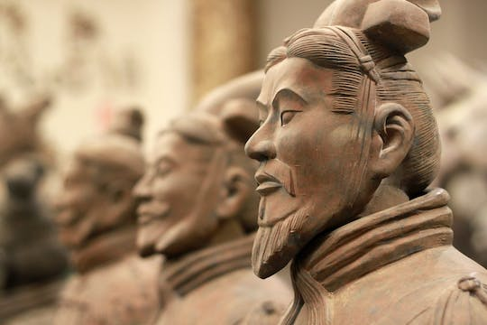 Tour di un'intera giornata a Xi'an con Terra-Cotta Warriors, Big Wild Goose Pagoda e City Wall