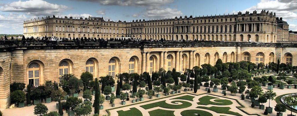 Excursão de dia inteiro a Versalhes saindo de Paris