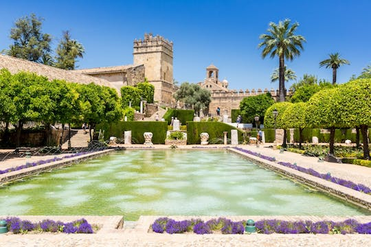 Guided tour of the Jewish Quarter and the Alcázar de los Reyes Cristianos
