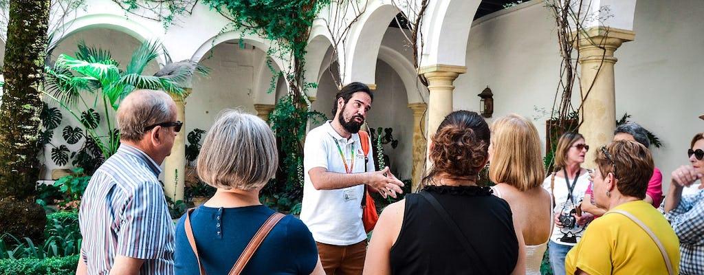 Visita guiada del Palacio de Viana y de sus patios