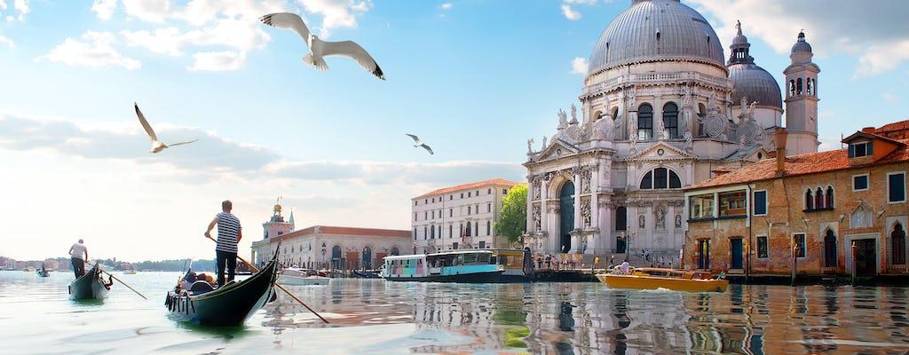 Visite privée à pied de Venise au départ de Milan