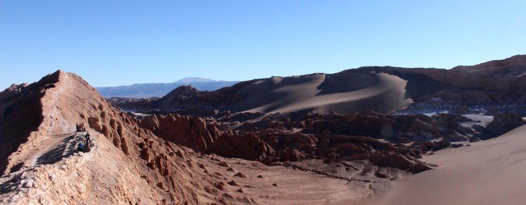 Tour guidato della Moon Valley da San Pedro de Atacama
