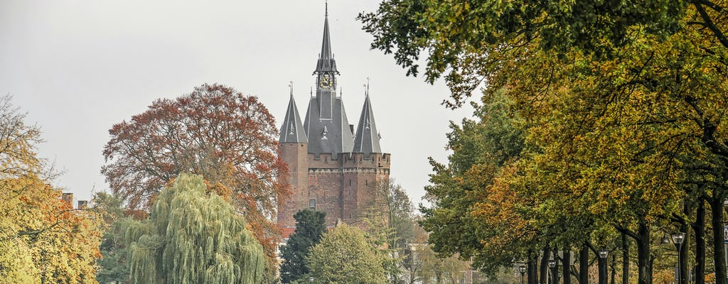 Walk and explore Zwolle with a self-guided city trail