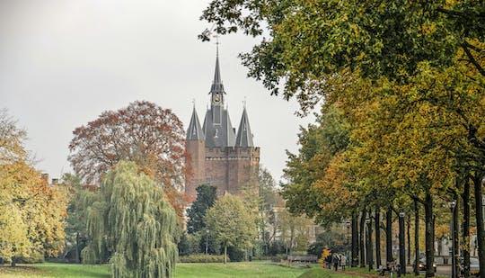 Caminhe e explore Zwolle com uma trilha da cidade auto-guiada