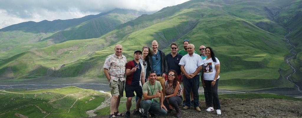 Group tour to Guba and Xinaliq from Baku