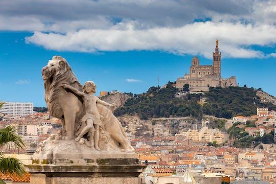Tour privato di mezza giornata a Marsiglia