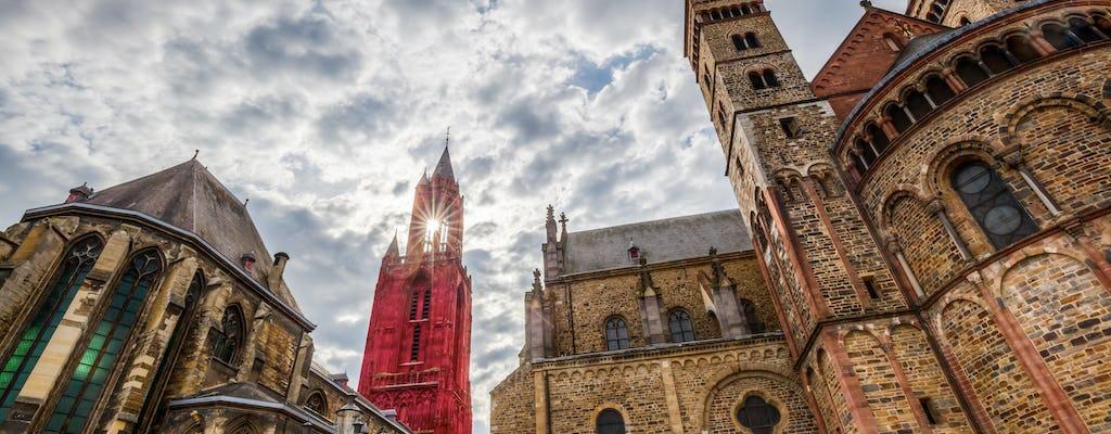 Cammina ed esplora Maastricht con un percorso cittadino autoguidato