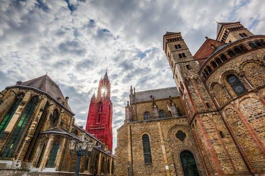 Caminhe e explore Maastricht com uma trilha da cidade auto-guiada
