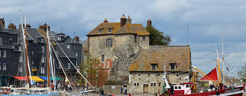 Excursion to Honfleur and the Pays d'Auge from Paris