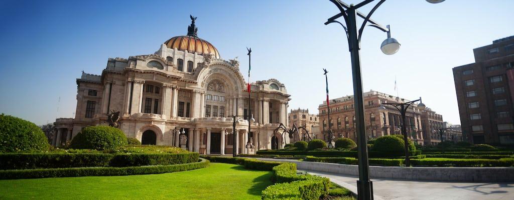 Wycieczka po mieście i Muzeum Antropologiczne