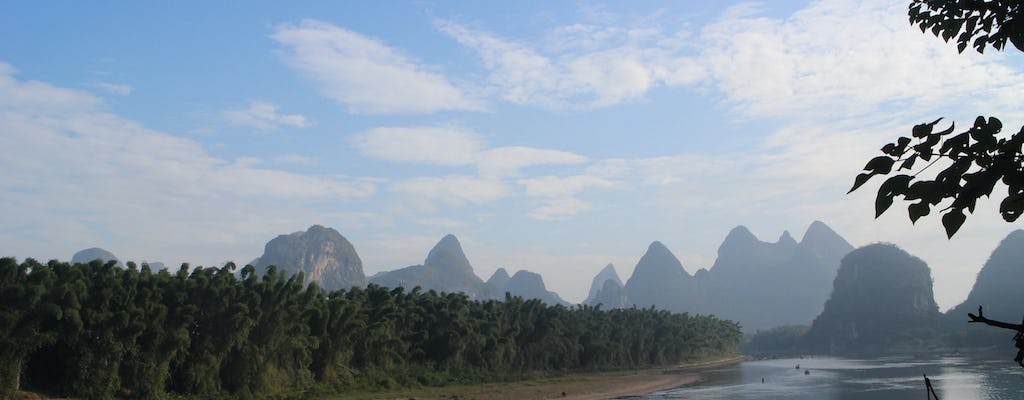 Full-day activities in Yangshuo