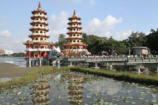 Ni Hao Kaohsiung: Lotus Pond en Cijin Island halve dagtour