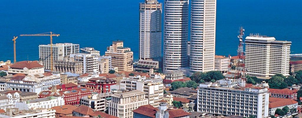 Kolombo całodniowa wycieczka po mieście z transferem z Bentoty lub Kolombo